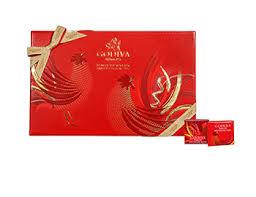 new year box 2017 godiva new year collection