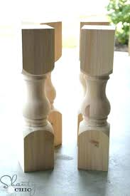 large wooden table legs unfinished coffee table wooden turned table legs unfinished wood