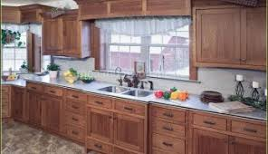 rustic kitchen green kitchen design ideas cabinet wood types of