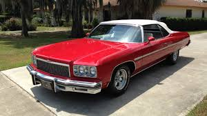 1975 chevrolet caprice classic convertible l16 kissimmee 2015