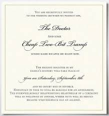 wording for wedding invitation template best template collection
