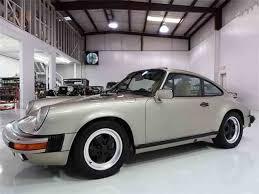 1986 porsche 911 for sale on classiccars com 16 available