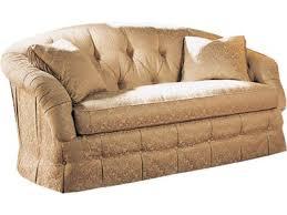 sherrill living room tufted one cushion sofa 1981 sherrill