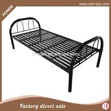 cheap metal single bed frame labor bed for dubai buy single beds