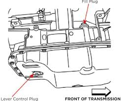cadillac cts transmission fluid install guide 6l80 6l90 gm automatic transmission ete