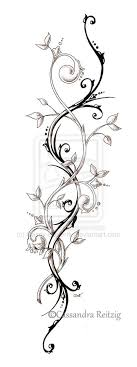 tendril drawing by cassy butterfly on deviantart learn