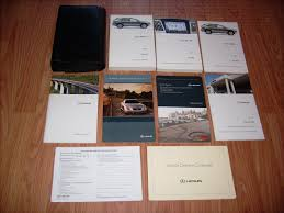2008 lexus is 250 owners manual cheap lexus user manual find lexus user manual deals on line at