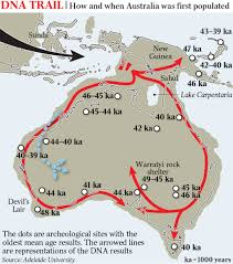 aboriginal dna proof of long term connection to county