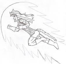 mlp xenoverse kp the saiyan warrior sketch by saiol1000 on
