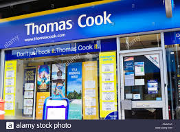 travel agents images Thomas cook travel agents shop in kidderminster uk stock photo jpg