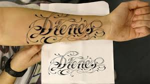 name tattoo ideas insane tattoo products youtube