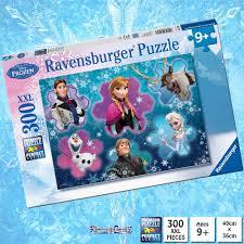 disney frozen 50 piece jigsaw puzzle