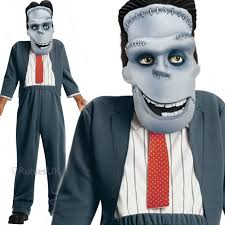 Boys Frankenstein Halloween Costume Boys Hotel Transylvania 2 Frankie Fancy Dress Halloween