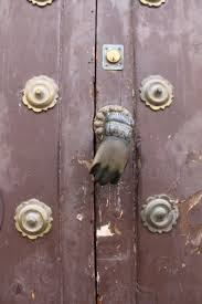 cool door knockers staying in cordoba spain travel 4 the soul