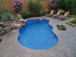 freeform pool designs modern freeform viking pool