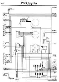 toyota corona 1974 wiring diagrams online manual sharing