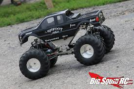 monster truck videos bigfoot open house trigger king monster truck race29 big squid