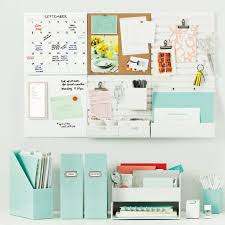 College Desk Accessories Desk Organized Maybe Put Hanging Stuff On A Side Wall So That