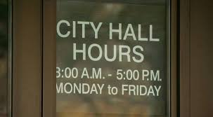 what s open and closed for saskatoon civic services on