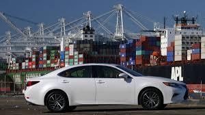 2016 Lexus Es 350 Race Organizer Review Autoweek
