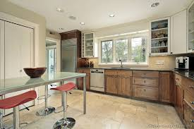 www kitchen furniture 35 two tone kitchen cabinets to reinspire your favorite spot in