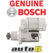 lexus es300 starter genuine bosch starter motor fits toyota camry 2 4l 3 0l 1mz fe 2az