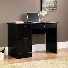 Stylish Computer Desk Computer Desk With Nece Flowers And Laminate Flooring And Carpet