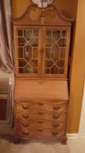 Pine Secretary Desk by Secretary My Antique Furniture Collection