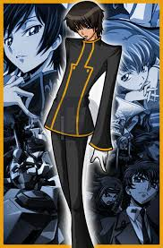 code geass how to draw lelouch lamperouge from code geass lelouch of the