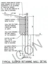 Design - Retaining wall engineering design