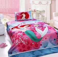 bedroom fun little mermaid bedroom in twin green comfort bed