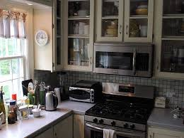 Country Cabinets For Kitchen Painted White Kitchen Cabinets For An Country Kitchen