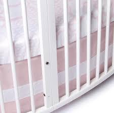 Mini Crib Bed Skirt by Stokke Sleepi Crib Skirt Blush U2013 Oilo