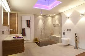 bathroom trendss 2015 glass wall freestanding bathtub led lighting