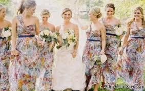floral bridesmaid dresses floral bridesmaid dresses 2016 2017 b2b fashion