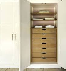 White Bedroom Cupboard - wardrobes white wood wardrobe with drawers wood cabinet with