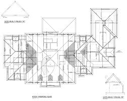 how to read architectural plans roof framing jpeg 1711 1358 home design pinterest roof
