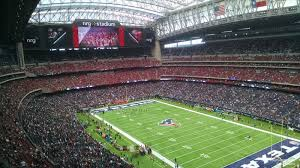 Houston Texans Stadium by Nrg Stadium Section 601 Houston Texans Rateyourseats Com