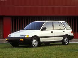 1988 Accord Hatchback Honda Civic Wagon 1988 Pictures Information U0026 Specs