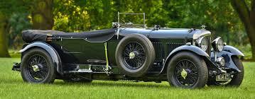 vintage bentley 1931 bentley 8 litre tourer coys of kensington
