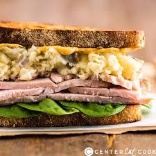 thanksgiving leftovers club sandwich recipe