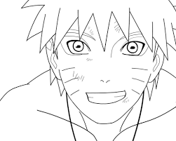 naruto coloring sheets cool pages color