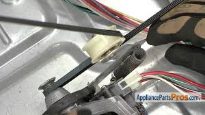 dryer heating element part wp8544771 how to replace youtube