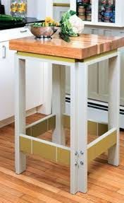 Free Woodworking Plans Kitchen Table by Inexpensive Diy Breakfast Bar Breakfast Bars Console Tables And Bar