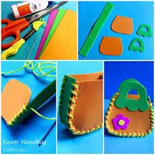 simple foam sheet craft ideas step by step k4 craft