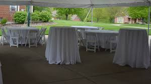 chair rental cincinnati table linen rental cincinnati a gogo linen rentals