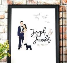 wedding autograph frame autograph wedding picture frame the miracle of silver