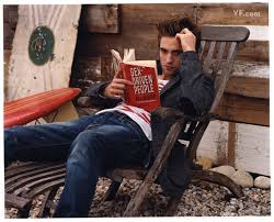 Vanity Fair Reading Outtakes From Rob U0027s Photoshoot From Vanity Fair U2013 2nd Set Released