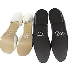wedding shoes help me clear rhinestone i do me stickers for bridal