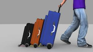 suitcases luggage buddy multiple suitcase attachment invention youtube
